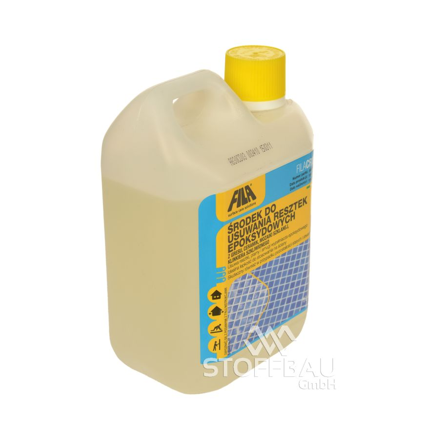 Fila Cr10 Neu Reiniger Für Epoxyrückstände 1 L Air